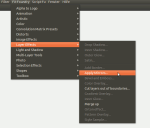 FX foundry als Bestandteil der GIMP Plugin Registry
