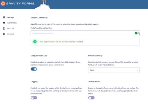 Gravity Forms 2.5 Release Candidate erlaubt Einblick ins Redesign