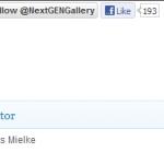Jetzt neu bei Nextgen Gallery: Facebook und Twitter Button