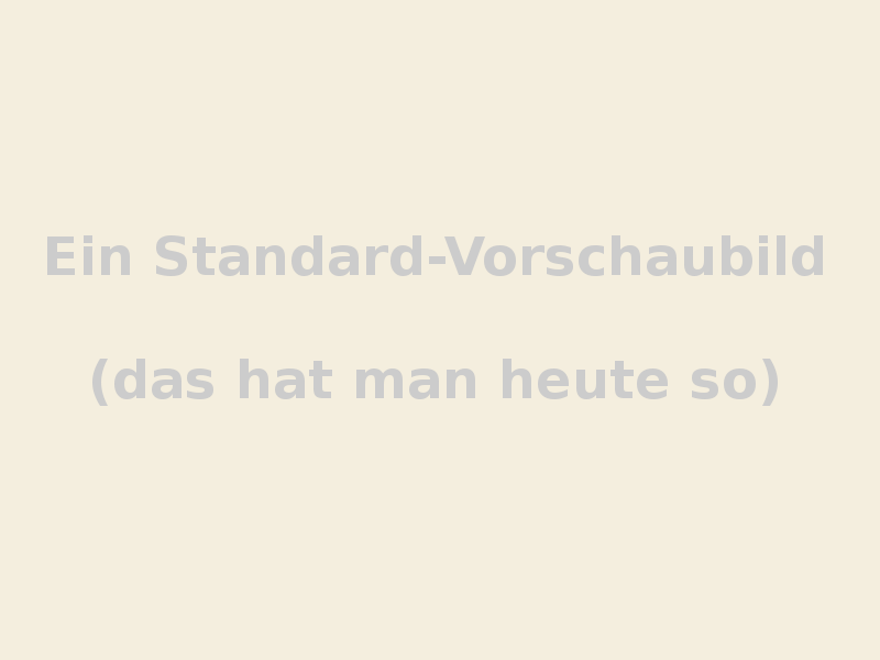 Neue Standard-Widgets in WordPress 4.8 einsetzen