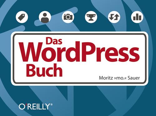 Das Wordpress Buch von Moritz Sauer | Cover