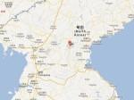 Der Gulag Yodok auf der Google Map von Nordkorea. Copyright: Google Maps